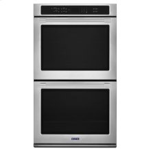 30-Inch Wide Double Wall Oven With True Convection - 10.0 Cu. Ft.