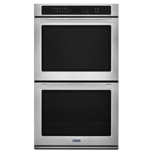30-Inch Wide Double Wall Oven With True Convection - 10.0 Cu. Ft.**OPEN BOX ITEM** Ankeny Location