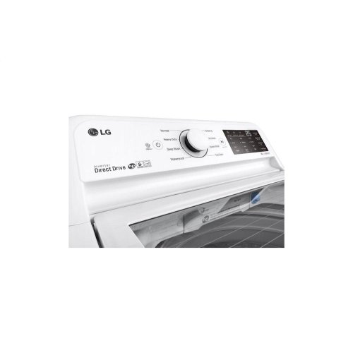 4.5 cu. ft. Ultra Large Top Load Washer