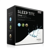 Pr1me ® Terry Pillow Protector Queen Pillow Protector