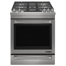 "Pro-Style® 30"" Dual -Fuel Range Pro Style Stainless"