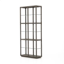 Godfrey Bookshelf-slate Grey