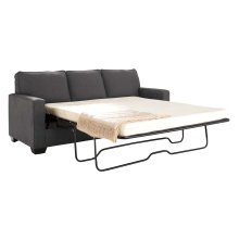 Zeb Queen Sofa Sleeper - Charcoal