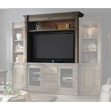 Home Entertainment Sorella Entertainment Console Hutch
