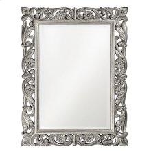 Chateau Mirror - Glossy Nickel