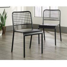Metal Chair (set of 2)