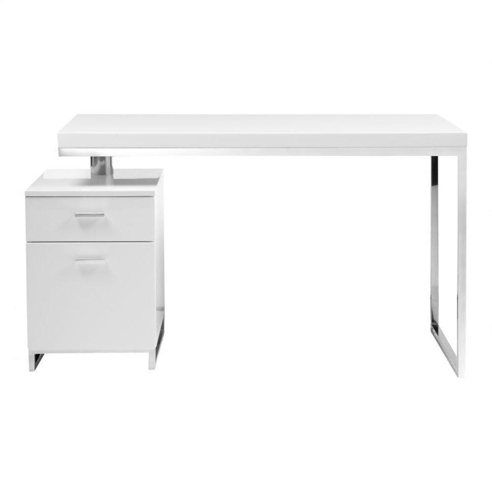 Martos Desk White