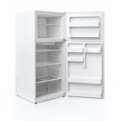 18 Cu. Ft. Top Mount Freezer Refrigerator