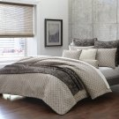 9pc Queen Comforter Set Taupe Product Image