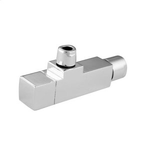 """Forever Brass - PVD Lavatory Supply Kit, 1/2"""" Compression Product Image"""