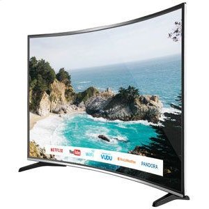 "Bolva, 55"" Curved Smart 4K UHD TV"