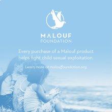 Malouf Blackwell Upholstered Bed w/ Wingback Headboard, Full, Desert