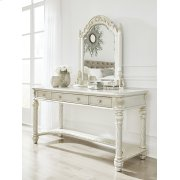 Cassimore - Pearl Silver 2 Piece Bedroom Set Product Image