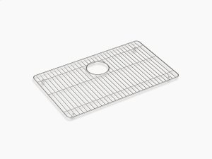 """Stainless Steel Stainless Steel Sink Rack, 23-1/4"""" X 14"""", for K-28000 Product Image"""