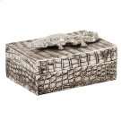 Crocodile Texture Decorative Box Product Image
