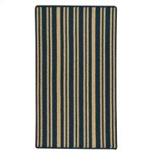 LM-Blue Stripe Navy Braided Rugs