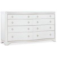 Bedroom Modern Romance Eight-Drawer Dresser Product Image