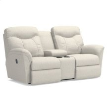 Fortune Reclining Loveseat w/ Console