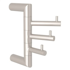 Pirellone Wall Mount Multi-Robe/Towel Hook Product Image