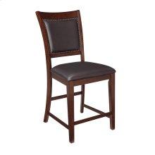 Collenburg - Dark Brown Set Of 2 Dining Room Barstools