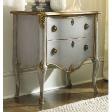 Living Room French Two Drawer Chest