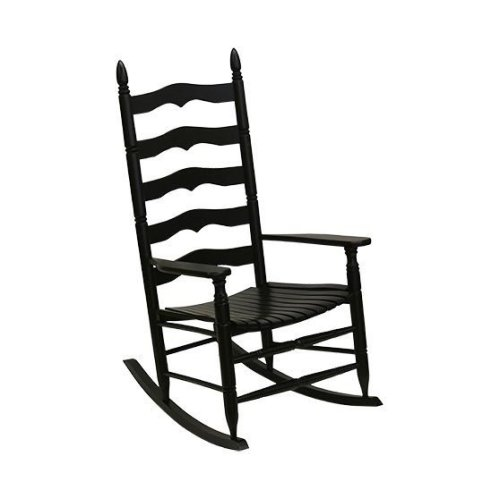 400SMF Maple or 400SWF White - Slat Rocker