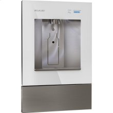 Elkay ezH2O Liv Built-in Filtered Water Dispenser, Non-refrigerated, Aspen White