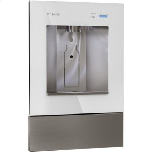 Elkay ezH2O Liv Built-in Filtered Water Dispenser, Non-refrigerated, Aspen White Product Image