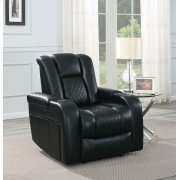 Delangelo Black Power Motion Recliner Product Image