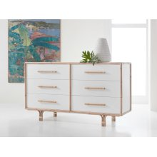 Bamboo Dresser