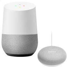 Google Home and Mini White