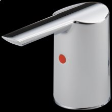 Chrome Metal Lever Handle Set - 2H Bathroom