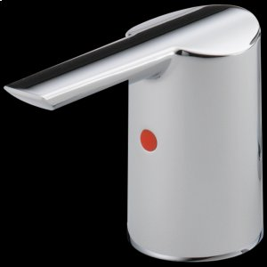 Chrome Metal Lever Handle Set - 2H Bathroom Product Image
