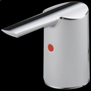 Chrome Metal Lever Handle Set - 2H Bathroom Product Image