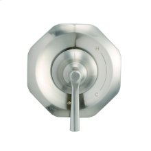 Brushed Nickel Draper® Valve-Only Trim Kit