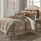 9pc Queen Comforter Set Saddle Product Image