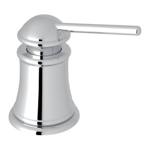 Polished Chrome Traditional Soap/Lotion Dispenser Product Image