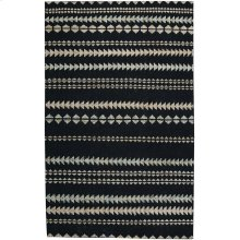 Viking Stripe Kettle Bone Hand Knotted Rugs