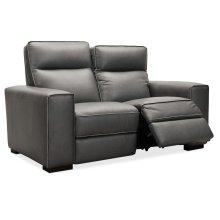 Living Room Braeburn Leather Loveseat w/PWR Recline PWR Headrest