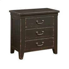 Mill House Beale Nightstand - Anvil Finish