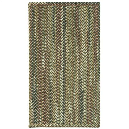 Gramercy Black Braided Rugs (Custom)