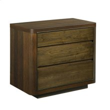 AD Modern Organics Hays Three Drawer Nightstand