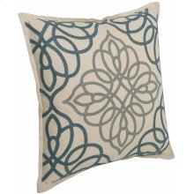 Luxe Pillows Embroidered Stencil