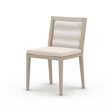 Faye Sand Cover Sherwood Outdoor Dining Chair, Washed Brown