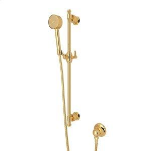Italian Brass Michael Berman Zephyr Single-Function Handshower Set Product Image