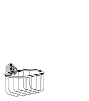 Polished Chrome Corner basket 160/101 Product Image