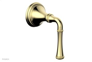 COINED Volume Control/Diverter Trim 208-35 - Polished Brass Product Image