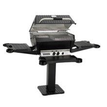 Premium Series - P4X Grill with CharMaster Briquets (LP)