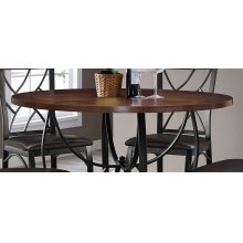 Sanford Merlot Counter Dining Table