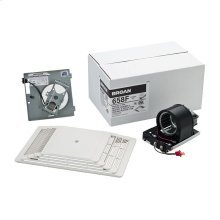 Finish Pack. Heater/Fan Assembly and Grille, 1300W Heater, 70 CFM